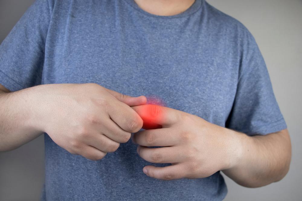 schmerzen im finger