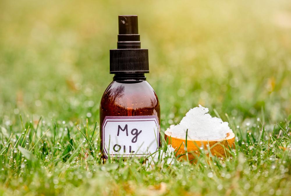 selbstgemachtes magnesiumöl